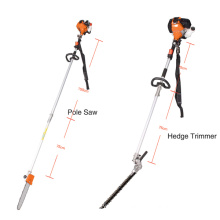 4PCS Harden Tools Set Include Brush Cutter Hedge Trimmer and Pole Saw (HC-BC005S1)