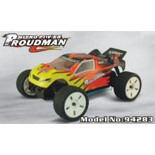 Metal Toy Radio Control Car 1/18 Scale Fashion Car Toys