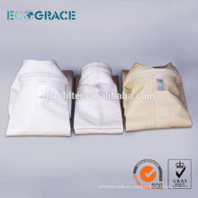 Filtro de polvo de aire bolsa de filtro de calcetines