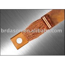 Fil de cuivre ultrasonique avec la machine de soudure de feuille de cuivre