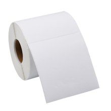 NX240 Self Adhesive Direct Thermal Sticker Paper for Thermal Transfer Printing Shipping Label