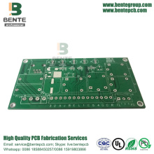 FR4 Tg150 Thick Copper PCB 2 Layers PCB 5oz