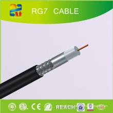 75 Ohm cabo coaxial Rg7 (CE / RoHS / REACH / ETL)