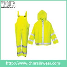 Yj-6047 garniture en caoutchouc vert imperméable jaune vert