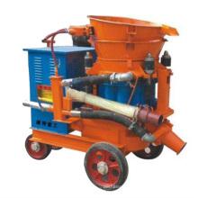 Mine shotcrete machine concrete spraying output dry wet shotcrete machine for tunnel shotcrete complete models and low prices