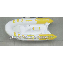 Barco de pesca do V profundo costela barco 300