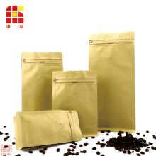 Bolsas herméticas Standing Up pouches para envasado de café