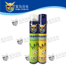 Spray asesino de insectos Baoma