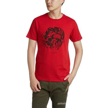 Shenzhen Fabrik OEM Günstige Preis Grafikdesign Gedruckt T-Shirt