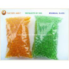 Bola de cristal y vidrio grano fabricante