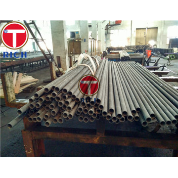 100Cr6 Seamless Precision Steel Tube untuk Auto Parts