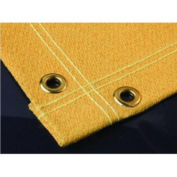 3000ACBLY acrílico revestidas de tecidos de fibra de vidro cobertor de soldagem