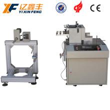 Klebe-Etikett Bunte Papier-Flachstanz-Schneidemaschine