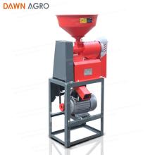 DAWN AGRO China Fabrikpreis Dieselmotor Design Mini Air-Jet Paddy Reismühle 0823