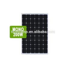 neues angekommenes yangzhou populär in Solarpaneelpreis des Mittelostens 12v Solarpanels / 200w