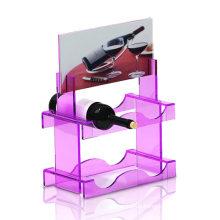 Eye-Catching Acryl POS Display Ständer für Wein