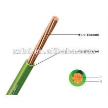 NYAF 450/750 V internal wiring cable