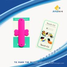 Support en plastique pour téléphone cellulaire