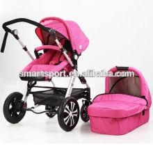 Europa Stil Luxus Aluminium Baby Kinderwagen Hersteller