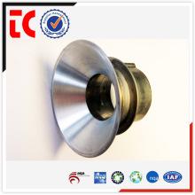 Chromated China OEM aluminio lámpara de sombra pequeña die casting