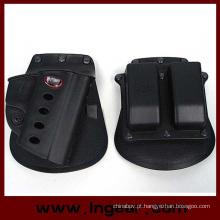 Pistola de M92 Beretta tático com coldre de tração rápida revista Paddle