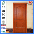 JHK-002 Engineered Sapele Veneer 2 Panel  MDF Exterior Door