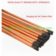 DC Copper Coated Arc Gouging Electrode for Cutting Metal Steel