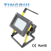 Lampe torche solaire rechargeable haute puissance avec chargeur secteur