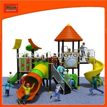 Hot Sale Outdoor Plastic Playground Equipment (5242B)