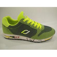 Calçados casuais femininos Moda Athletic Running Shoes