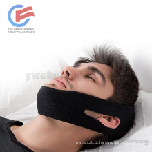 Atacado mais largura mais respirável homens e mulheres velhos e jovens Solução Ronco Jaw Strap Sleep Pack cinto anti-ressonar
