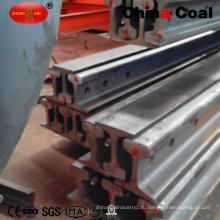 U71mn GB75kg стальной рельс для продажи