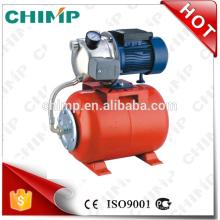 Bomba de água automática do jato do uso home de 0.5HP AUJET60L com tanque de pressão