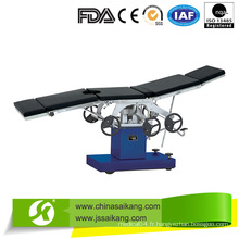 Opération Table équipement médical pour la chirurgie