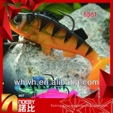 High quality and low price soft fishing lure OEM fishing