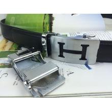 Dress Black Leather Belts for Men (HPX-160704)
