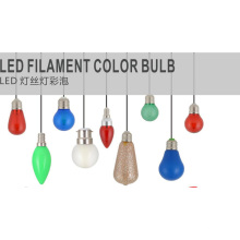 E14, E12 2W Xc35 Edison Filament Ampoule LED