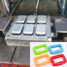 Kunststoff-Einspritzkompressionsgummi-Silikonformwerkzeug