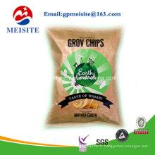 Emballage en plastique de qualité supérieure Sac de poche à dos pour repas pré-cuit