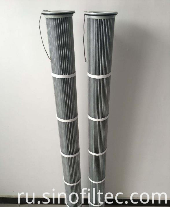 Antistatic filter element10