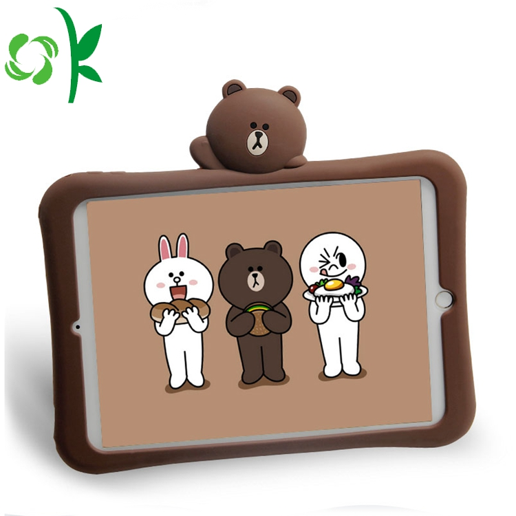 Brown Bear Tablet Case