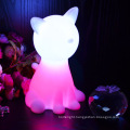 animal shaped lamp bedside table with led light USB led lamps nightlight for children