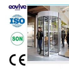 Marketplace useful revolving door design