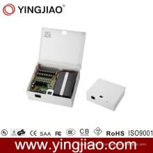 Boîte de distribution CCTV 16 Way Power avec batterie de secours