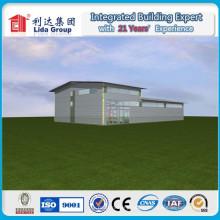 Стальная конструкция Модульный дом