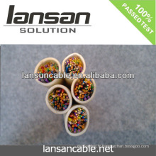 LANSAN Câble téléphonique à 5 pistes haute vitesse CE UL ISO APPROBATION