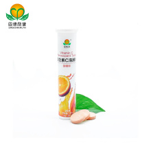GMP Factory Supply Vitamin C Effervescent Tablet