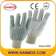 Промышленная ручная безопасность Полные кожаные рабочие перчатки (110202)