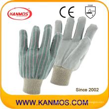 Индустриальная безопасность рук Полная корова Сплит кожаные рабочие перчатки (110202)