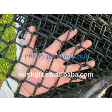 PVC Coated Chain Link Mesh (factory&exporter)